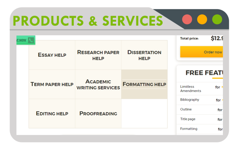 ExpertPaperHelp.com Products and Services