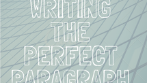 Post writingtheperfectparagraph
