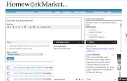 homeworkmarket com reviews